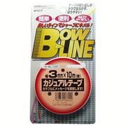 BL-133 [ボウ・ライン カジュアルテープ 幅3mm×巻10m レッド]
