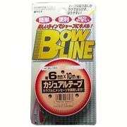 BL-163 [ボウ・ライン カジュアルテープ 幅6mm×巻10m レッド]