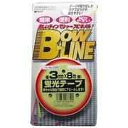BL-232 [ボウ・ライン 蛍光テープ 幅3mm×巻8m イエロー]