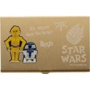 STAR WARS 名刺入れ C-3PO&R2-D2 [キャラクターグッズ]