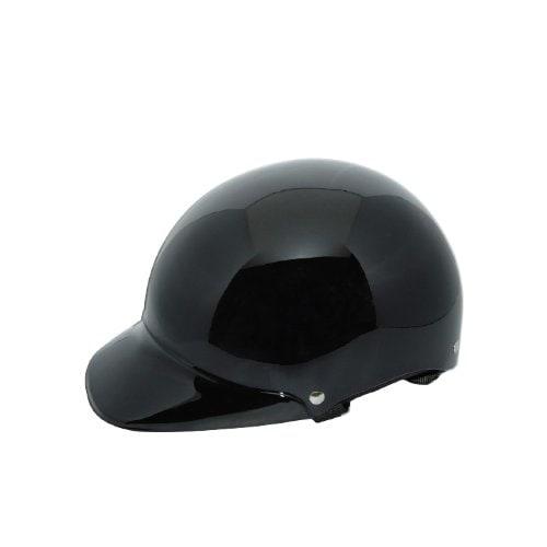 7001 [ヘルメット 半キャップ ブラック KC-180]