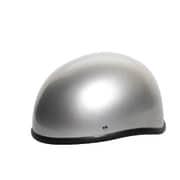 7115 [ダックテールヘルメット シルバー KC-192]