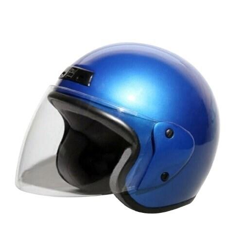7205 [ジェットヘルメット ブルー KC-350]