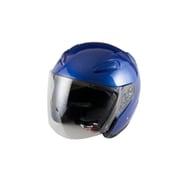 722004 [エアロフォルムジェットヘルメット ブルー A-221 M]
