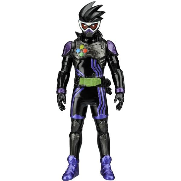仮面ライダーエグゼイド ライダーヒーローシリーズ03 仮面ライダーゲンム アクションゲーマー [対象年齢 3才~]