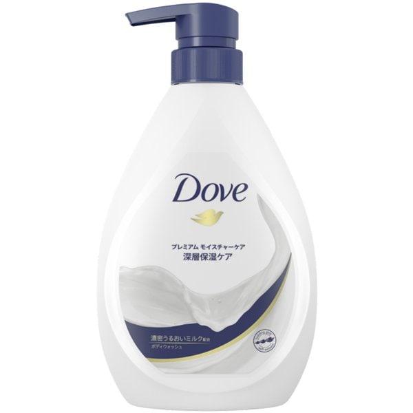 Dove(ダヴ) ボディウォッシュ 深層保湿ケア プレミアム モイスチャーケア 本体 500g [ボディソープ]