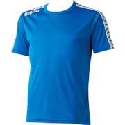 ARN6331-BLU-XO [チームラインTシャツ ユニセックス XOサイズ ブルー]
