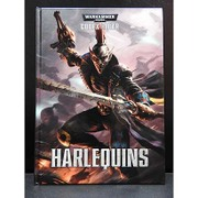 CODEX HARLEQUINS (ENGLISH)