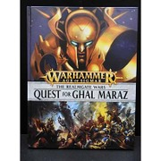 RW1 THE QUEST FOR GHAL MARAZ (ENGLISH)
