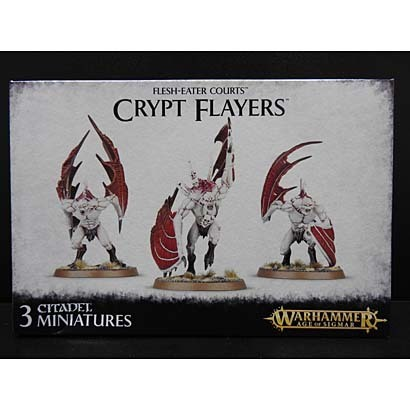 FLESH-EATER COURTS CRYPT FLAYERS [WARHAMMER AGE OF SIGMAR]