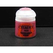 Citadel Base SCREAMER PINK [アクリル系塗料 12ml]