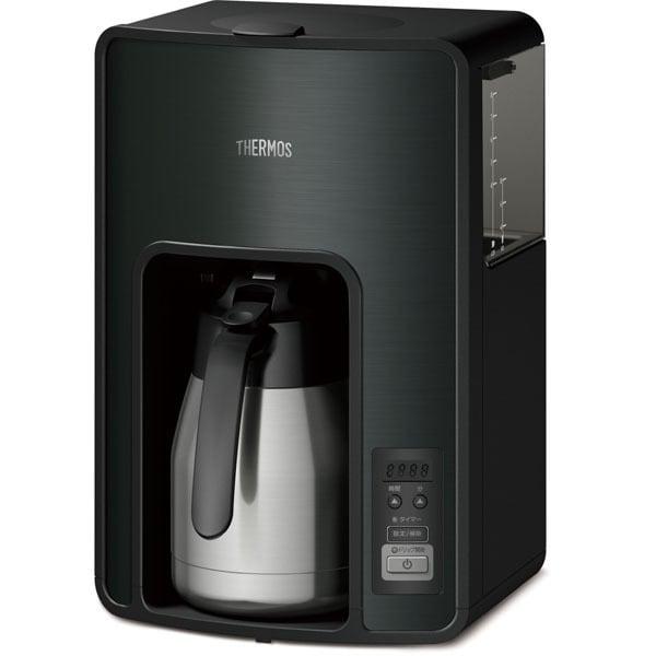 ECH1001-BK [真空断熱ポットコーヒーメーカー 1.0L ブラック]