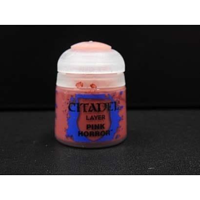 Citadel Layer PINK HORROR [アクリル系塗料 12ml]