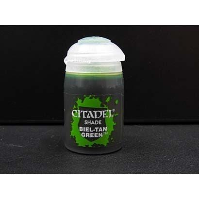 Citadel Shade BIEL-TAN GREEN [アクリル系塗料 24ml]