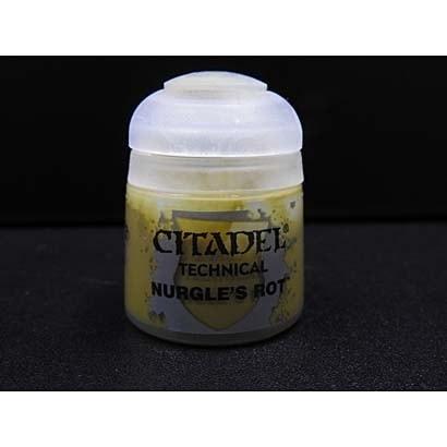 Citadel Technical NURGLES ROT [アクリル系塗料 12ml]