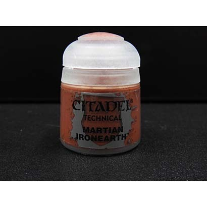 Citadel Technical MARTIAN IRONEARTH [アクリル系塗料 12ml]