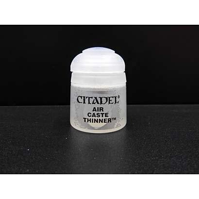 Citadel Air CASTE THINNER [アクリル系塗料 12ml]