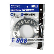 P-008-2P Wheel Spacer HOLE: 4H&5H [ホイール用品]