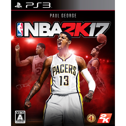 NBA 2K17 [PS3ソフト]