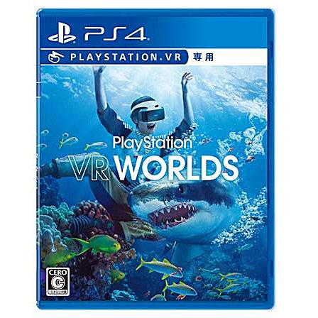 PlayStation VR WORLDS [PS4 PlayStation VR専用ソフト]