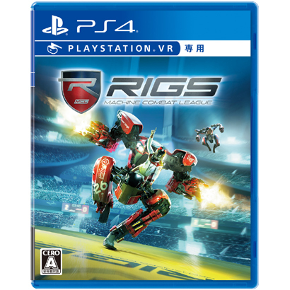 RIGS マシン コンバット リーグ [PS4 PlayStation VR専用ソフト]