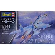 SU-27 フランカー [1/144 エアクラフトシリーズ]