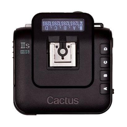 CactusV6 lls [ワイヤレスフラッシュトランシーバー SONY用]