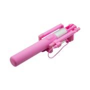 JB-02R/PK [自撮りスティック コンパクトタイプ ピンク]