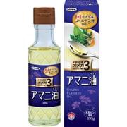 ニップン アマニ油 100g [カナダ産 ゴールデン種使用]