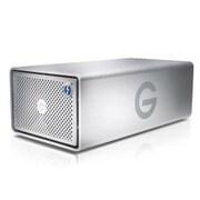 0G05015 [G-Technology G-RAID Removable Thunderbolt 2 USB 3.0 20000GB Silver JP]