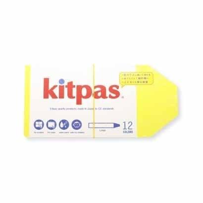 KPL-12C [キットパス ラージ 12色]