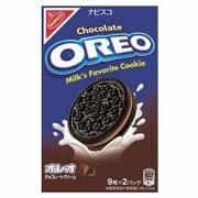 モンデリーズ オレオ チョコレートクリーム 9枚×2パック [菓子 1箱]