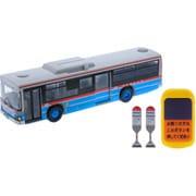 「つぎとまります!」IRリモコン 京浜急行バス