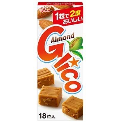 アーモンドグリコ 18粒 [菓子 1箱]