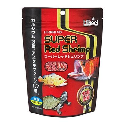 熱帯魚・海水魚・金魚・カメ用飼料 [ひかりFDスーパーレッドシュリンプ 35g]