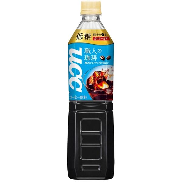 職人の珈琲 低糖 PET930ml ×12本 [コーヒー飲料]