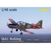 TGSTA4805 [1/48スケール Sk61 SA ブルドッグ 練習機 スウェーデン空軍/陸軍]