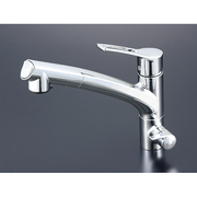 KVK KM5061N 浄水器シングルシャワー付混合栓 [浄水器関連用品]