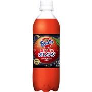 ファンタ 真っ赤なオレンジ 490ml×24本 [炭酸飲料水]