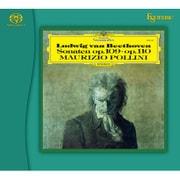 ESSG-90150 [SACDソフト ベートーベン:ピアノ・ソナタ第30番・第31番・第32番 マウリツィオ・ポリーニ(ピアノ)]