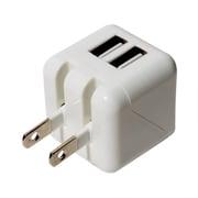 IPA-US01/WH [USB-ACアダプタ 2.4Aタイプ 白]