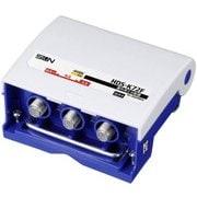 HDS-K72F [4K・8K衛星放送対応 屋外用2分配器 全電通型]