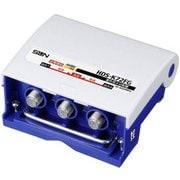 HDS-K72FG [4K・8K衛星放送対応 屋外用2分配器 全電通型]