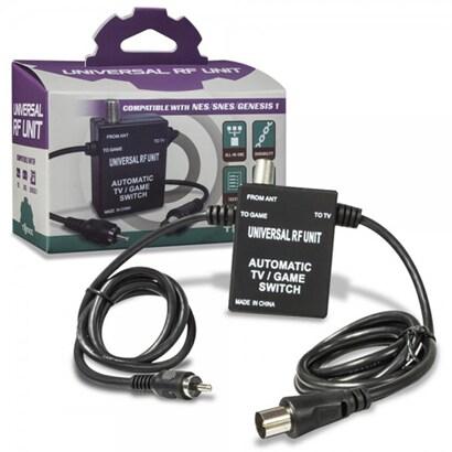 SNES/Genesis/NES Universal RF Unit