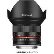 SAMYANG (サムヤン) 12mm F2.0 NCS CS フジフィルムX用 ブラック