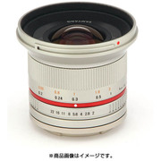 SAMYANG (サムヤン) 12mm F2.0 NCS CS フジフィルムX用 シルバー