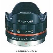 SAMYANG (サムヤン) 7.5mm/F3.5 FISH-EYE マイクロフォーサーズ用 ブラック