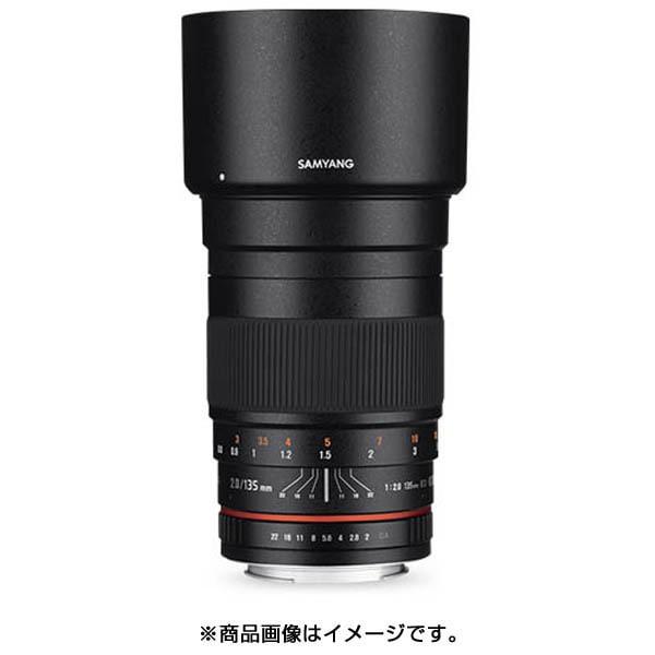 SAMYANG (サムヤン) 135mm F2.0 ED UMC キヤノンEOS用
