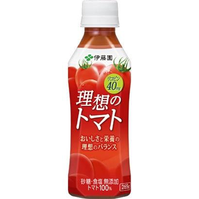 理想のトマト PET265g×24 [野菜果汁飲料]