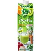 野菜生活100 Smoothie グリーンスムージーミックス 1000g×6本 [野菜果汁飲料]